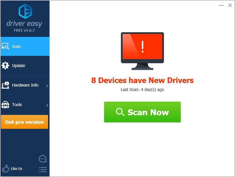 software driver easy